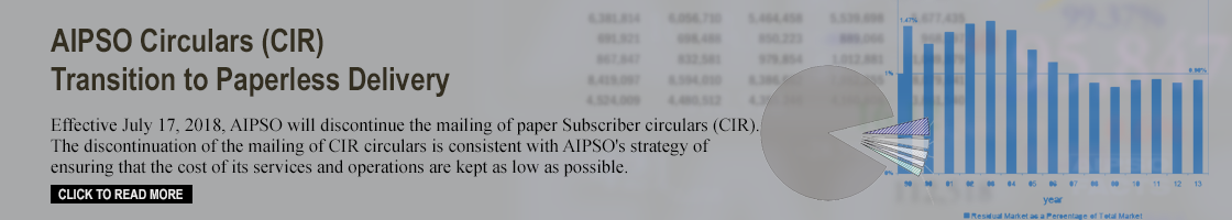AIPSO Circulars Transition to Paperless Delivery
