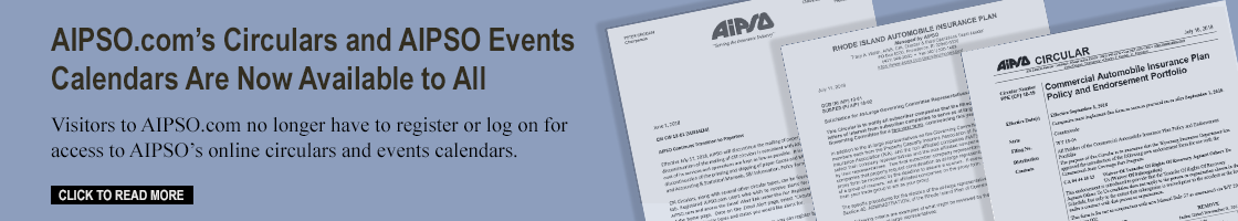 AIPSO.com's Circulars and AIPSO Events Calendars Are Now Available to All